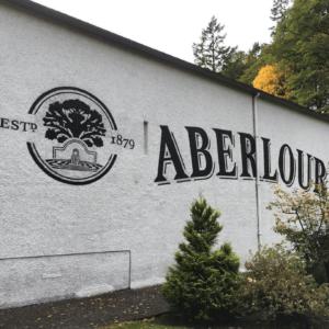 Speyside whisky tour - Aberlour,